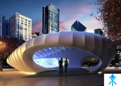 Тентовая архитектура